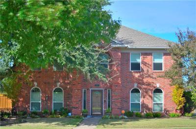 Rowlett Single Family Home For Sale: 8113 Carson Court
