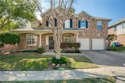 Mckinney Single Family Home Active Option Contract: 5217 Rolling Rock Drive