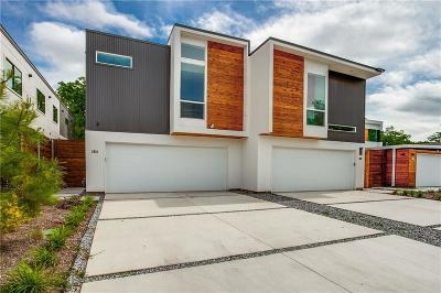 Dallas Single Family Home For Sale: 2314 N Prairie Avenue