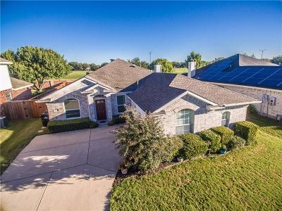 Frisco Single Family Home Active Option Contract: 10900 Spring Lake Road