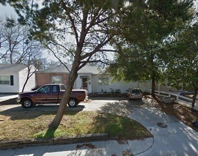 Irving Single Family Home For Sale: 1428 Abbott Drive