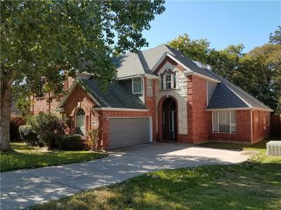 Grand Prairie Single Family Home For Sale: 4211 Ryan Road
