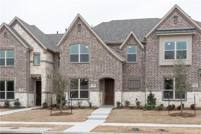 McKinney Townhouse For Sale: 309 Carnaby Court