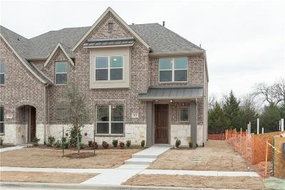 McKinney Townhouse For Sale: 313 Carnaby Court