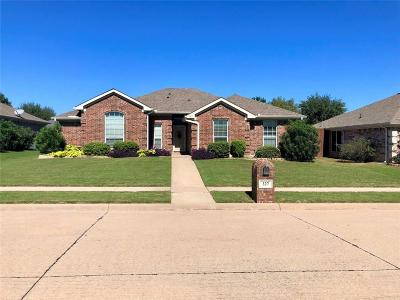 Waxahachie Single Family Home For Sale: 327 Choctaw Trail
