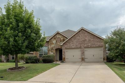 Mckinney Single Family Home Active Option Contract: 3109 Mosswood Drive