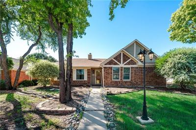 Lewisville Single Family Home For Sale: 1518 Waterford Drive