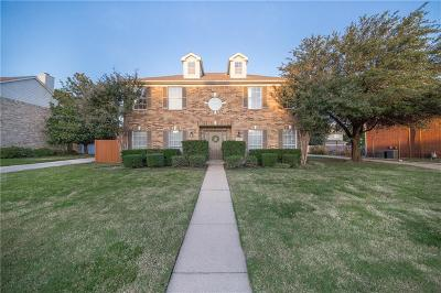 Lewisville Single Family Home Active Option Contract: 2064 Arena Drive
