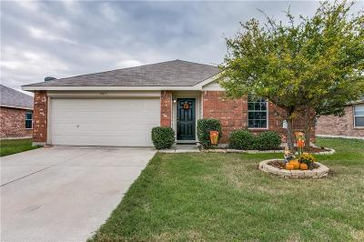 Rhome TX Single Family Home For Sale: $205,000