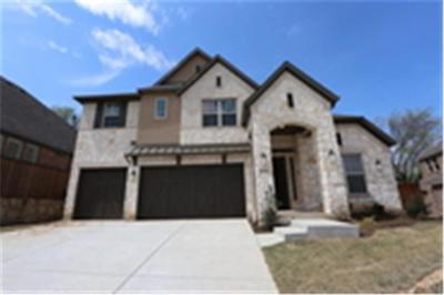 Colleyville Single Family Home For Sale: 4124 Petrus Boulevard