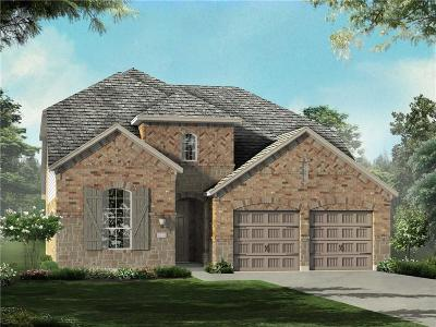 Prosper Single Family Home For Sale: 16320 Benbrook Boulevard