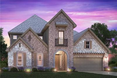 Colleyville Single Family Home For Sale: 4100 Lombardy Court