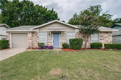 Plano Single Family Home For Sale: 1617 Timberline Drive