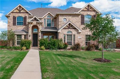 Single Family Home Active Option Contract: 13632 Fishing Hole Lane