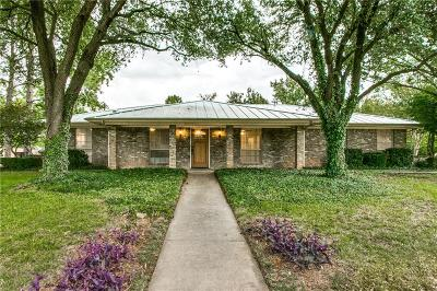Highland Village Single Family Home For Sale: 157 Village Estates Drive