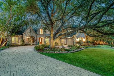 Dallas Single Family Home For Sale: 6723 Brookshire Drive