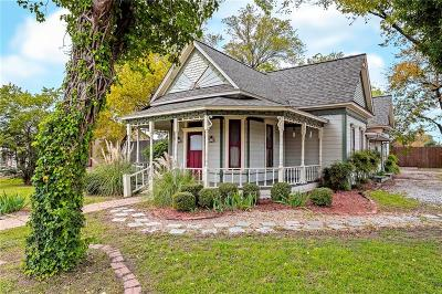 Wylie Single Family Home Active Option Contract: 211 Masters Avenue