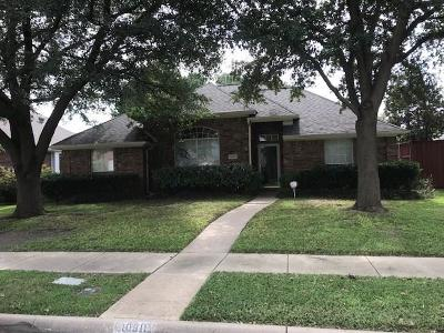 Frisco Residential Lease For Lease: 10911 River Oaks Drive