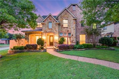 Plano TX Single Family Home For Sale: $500,000