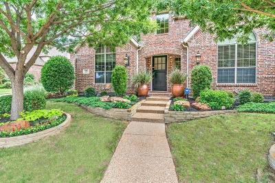 Flower Mound Single Family Home Active Option Contract: 4808 Fairbank Lane