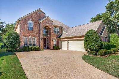 Single Family Home For Sale: 5305 Sawgrass Drive