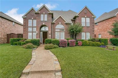 Denton County Single Family Home For Sale: 2409 Vista Point Drive