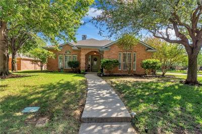 Lewisville Single Family Home For Sale: 1913 Hidden Trail Drive