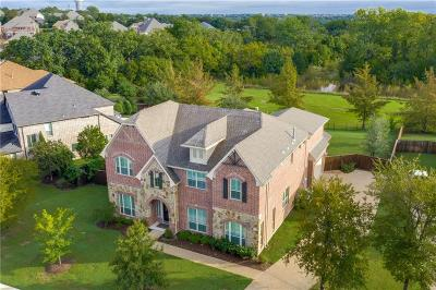 McKinney Single Family Home For Sale: 1009 Mallard Lakes Drive
