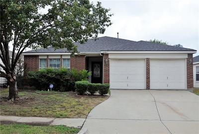Sherman Single Family Home For Sale: 4305 Falcon Drive
