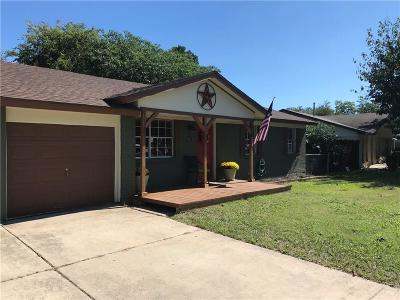 Watauga Single Family Home For Sale: 6054 Fleming Drive