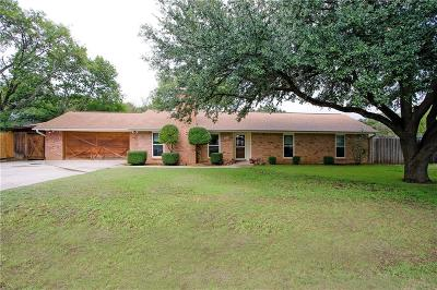 Hickory Creek Single Family Home For Sale: 108 Hickory Lane