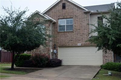 Irving Townhouse For Sale: 4147 Florence Drive