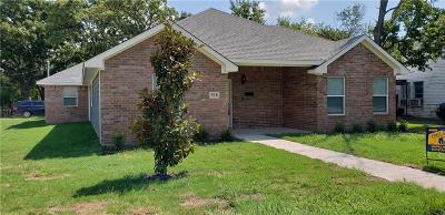 Terrell Single Family Home For Sale: 918 N Virginia Street