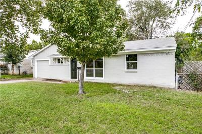 Duncanville Single Family Home Active Option Contract: 527 Sun Valley Drive