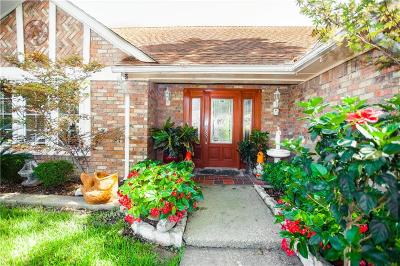 Single Family Home For Sale: 9707 Burney Drive