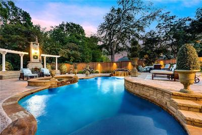 McKinney Single Family Home For Sale: 3501 Shadow Ridge Drive
