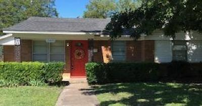 Single Family Home For Sale: 13405 Brookgreen Drive
