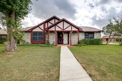 Mesquite Single Family Home For Sale: 900 Pheasant Drive