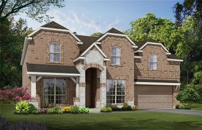Fort Worth Single Family Home For Sale: 8724 Grassy Hill Lane