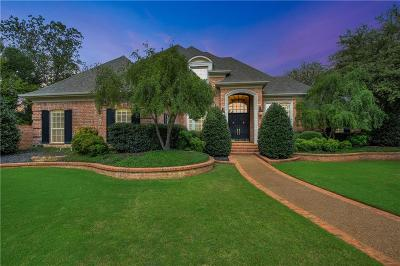 Southlake Single Family Home For Sale: 404 Bayou Vista