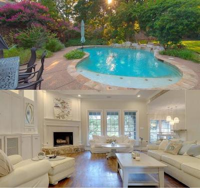 Keller TX Single Family Home For Sale: $764,900
