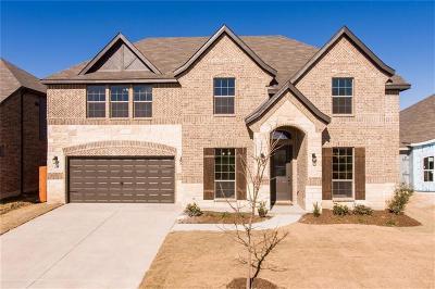 Saginaw Single Family Home For Sale: 268 Sugar Creek Lane
