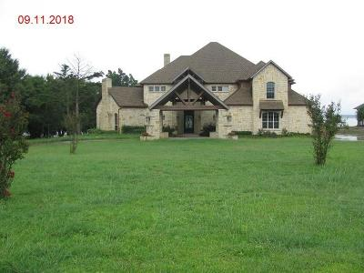 Navarro County Single Family Home For Sale: 1104 The Shores Drive
