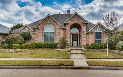 Single Family Home For Sale: 3005 Downhill Lane