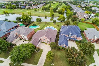 Rockwall, Rowlett, Heath, Royse City Single Family Home Active Option Contract: 10609 Waterview Parkway