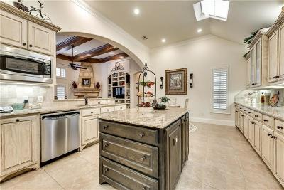 Single Family Home For Sale: 6112 Stapleford Circle