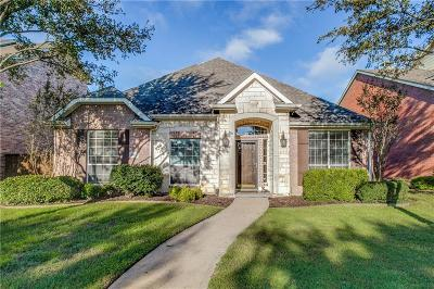 Frisco Single Family Home For Sale: 4661 Hearthstone Drive