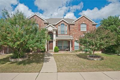 Allen Single Family Home For Sale: 1323 Grapevine Drive