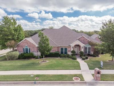 Benbrook Single Family Home Active Option Contract: 4901 Jordan Trail