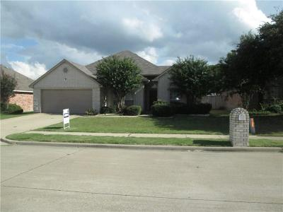 Rockwall Single Family Home For Sale: 272 Beech Drive